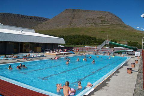 Tálknafjörður Swimming pool