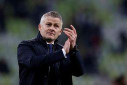 Ole Gunnar Solskjær hefur fest sig í sessi á Old Trafford.