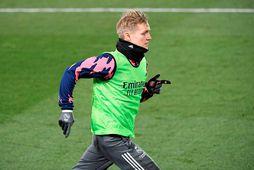 Martin Ødegaard er kominn til Arsenal.