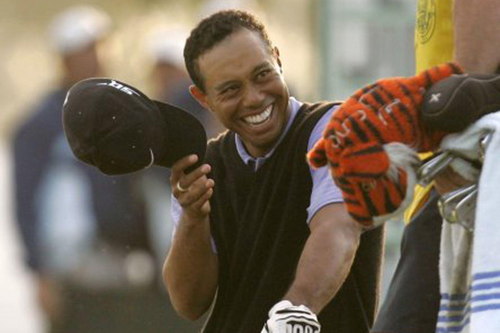 Tiger mættur aftur leik leiks í golfið en ekki alveg …