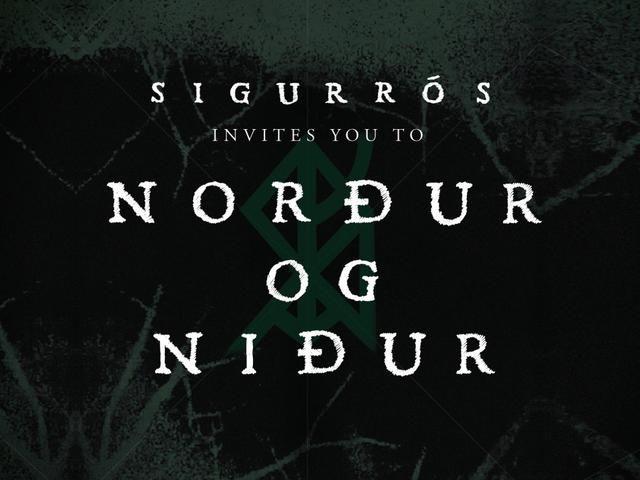 Norður og Niður | Art Festival