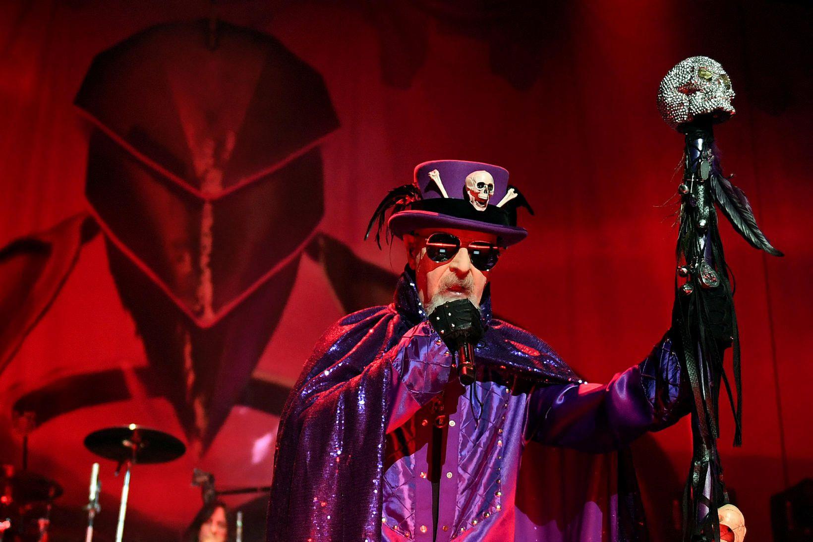 Rob Halford, söngvari Judas Priest, verður sjötugur í næsta mánuði.