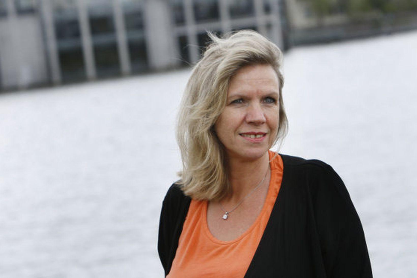 Ólöf Guðný Valdimarsdóttir.