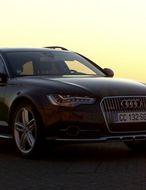 Reynsluakstur Audi Allroad