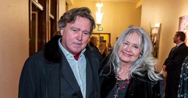 Karl Steingrímsson og Ester Ólafsdóttir.