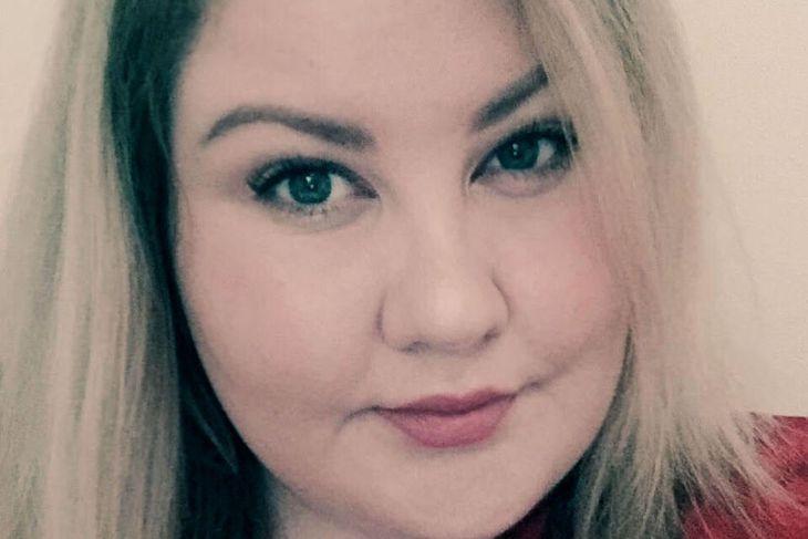 Lilja Ósk Sigurðardóttir snyrtipenni.