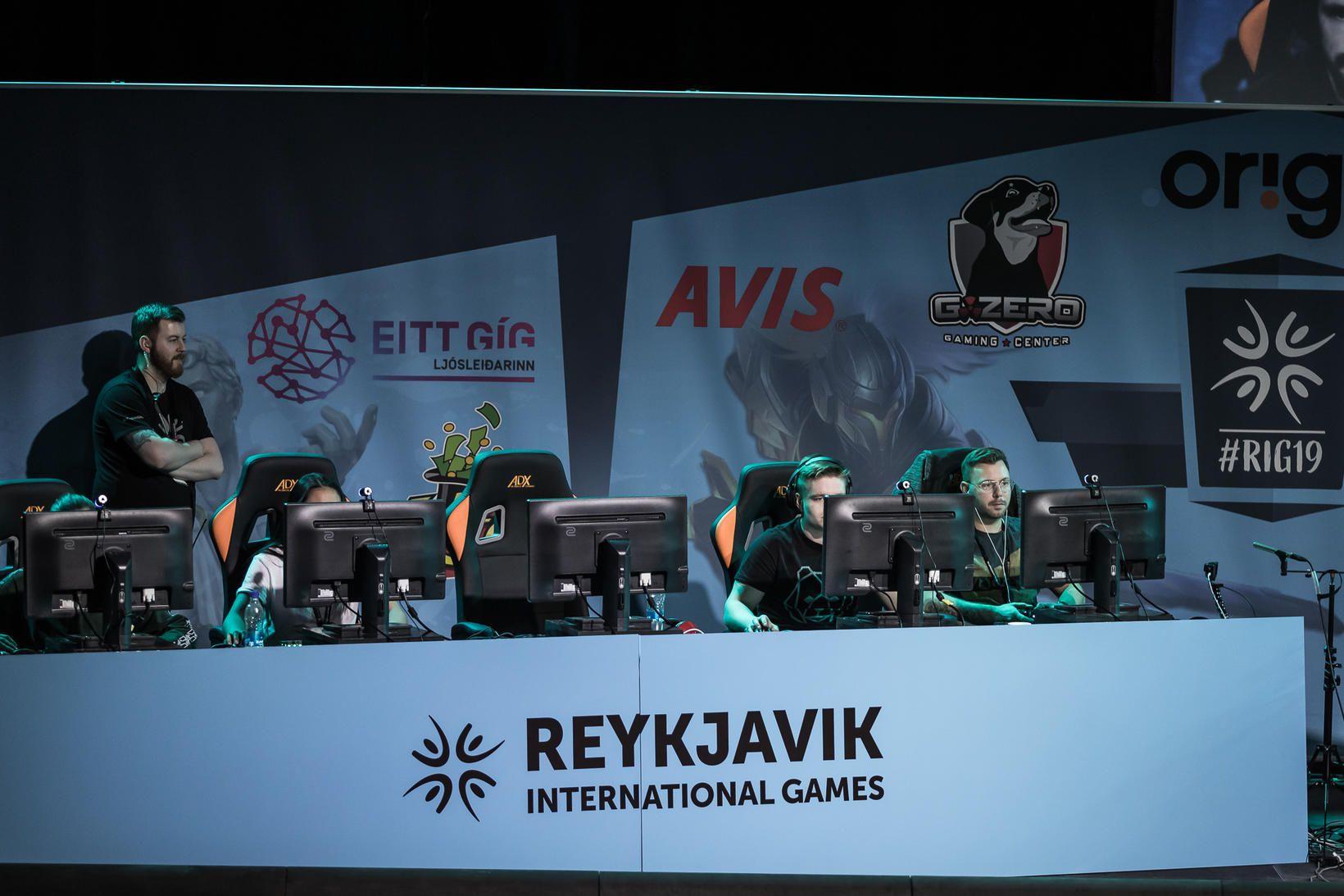 Rafíþróttir voru í fyrsta sinn keppnisgrein á Reykjavíkurleikunum 2019. Í …