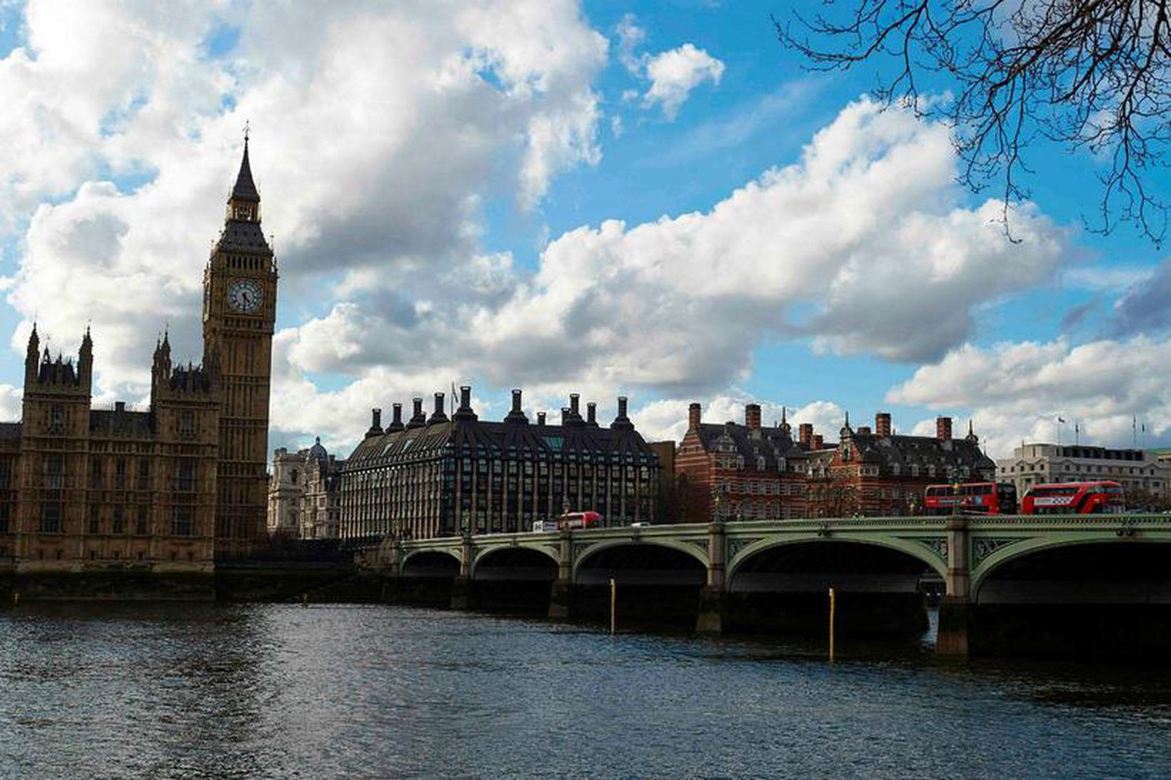 Fundurinn í London er reglulegur fundur strandríkja sem haldinn er …