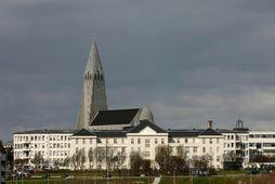 Landspítalinn við Hringbraut í Reykjavík.