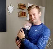 Fannar Guðmundsson og Theodór Máni