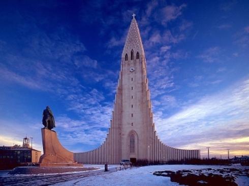 Hallgrímskirkja (church)