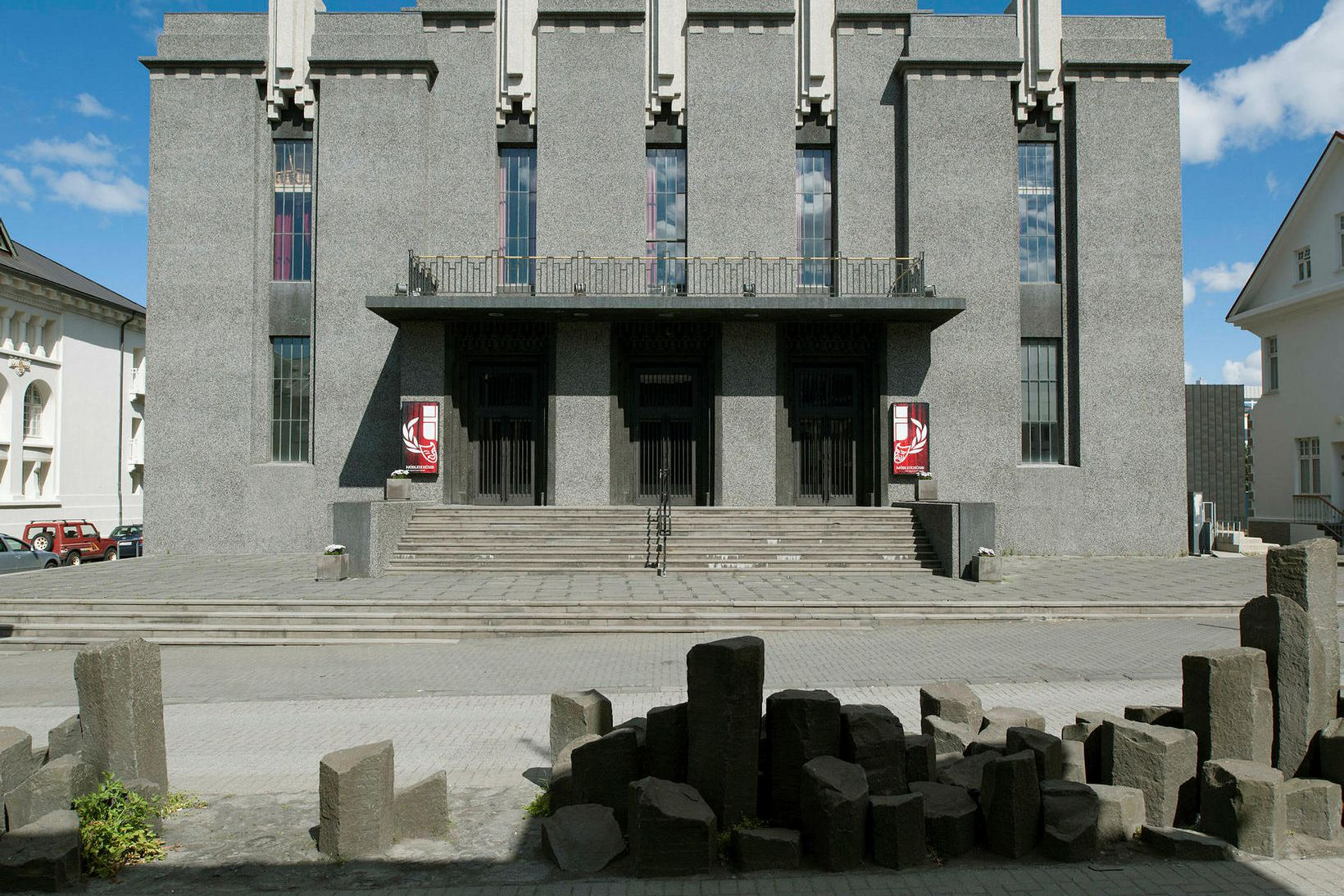 Þjóðleikhúsið.