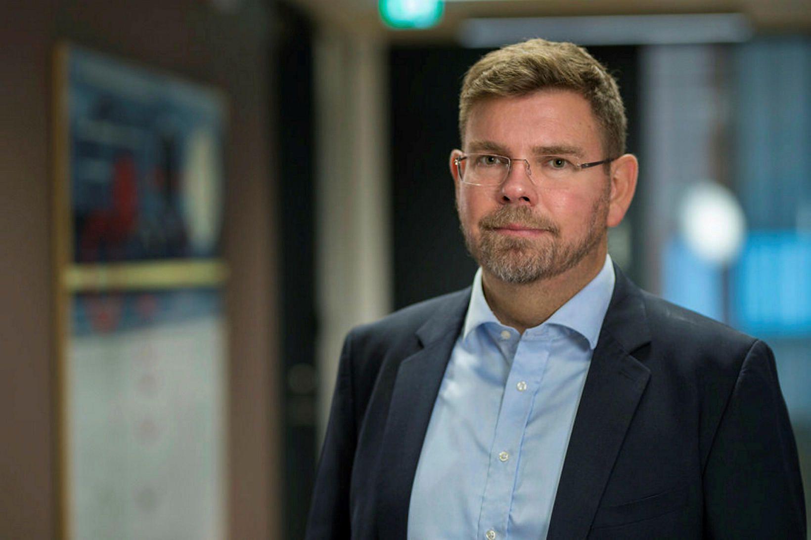 Jón Bjarki Bentsson aðalhagfræðingur Íslandsbanka.