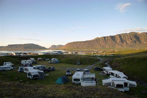 Grundarfjörður Camping Ground