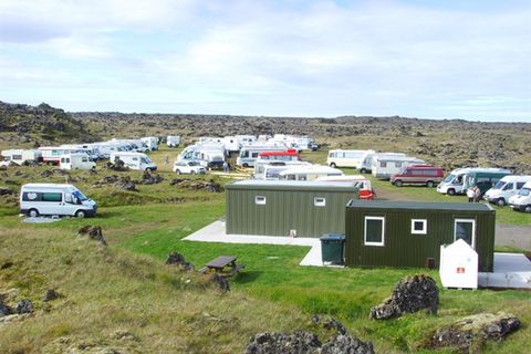 Hellissandur Camping Ground