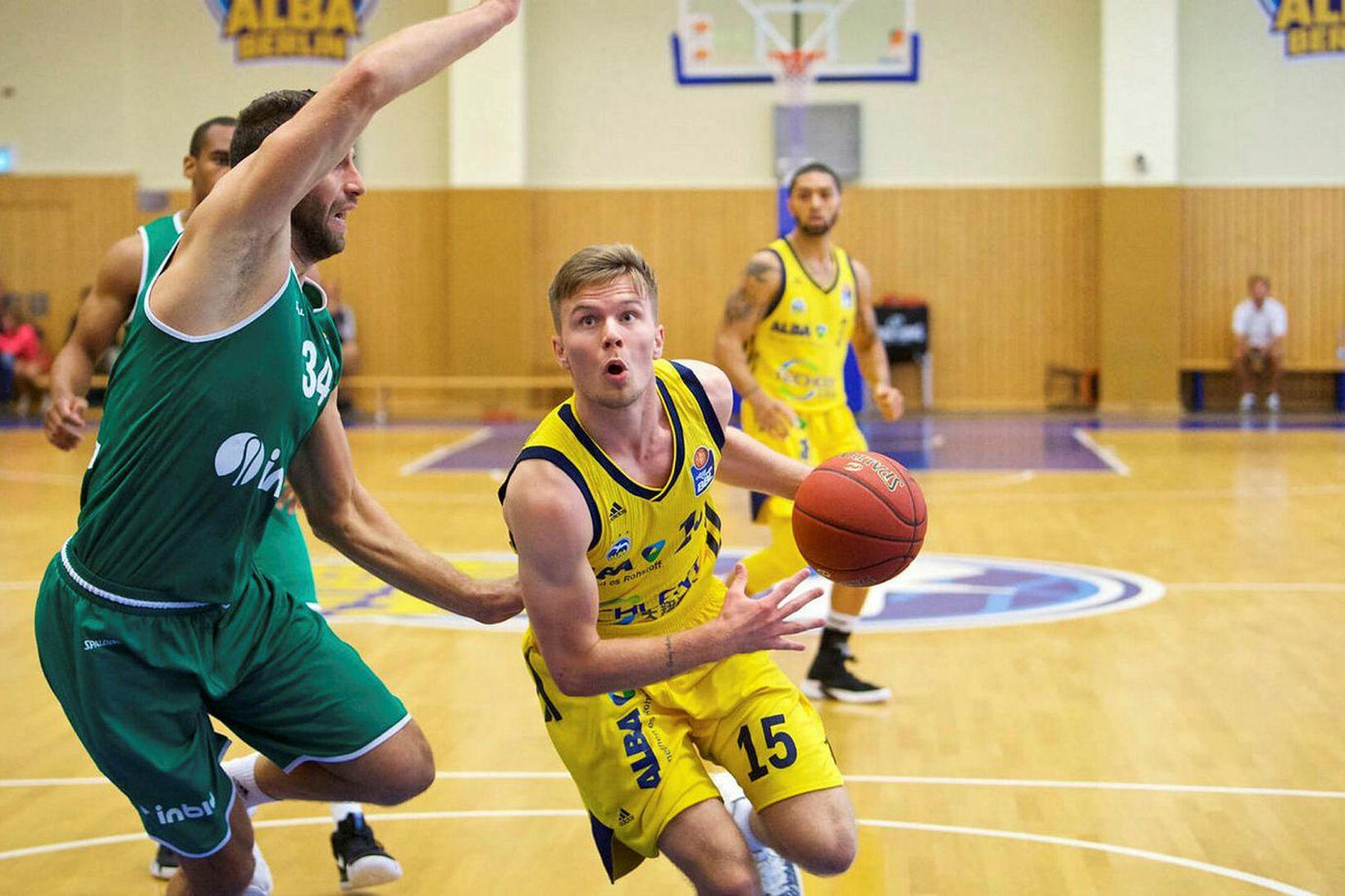 Martin Hermannsson gat ekki komið í veg fyrir stórt tap.