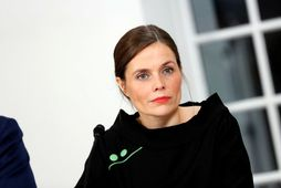 Katrín Jakobsdóttir forsætisráðherra vill takmarka jarðakaup á Íslandi af hálfu innlendra og erlendra aðila.