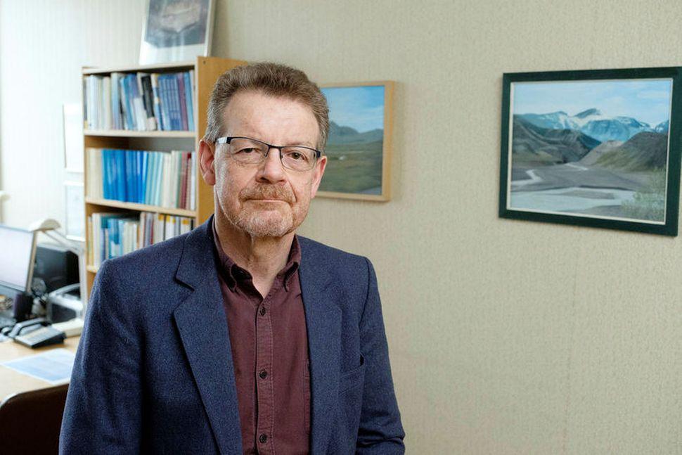 Eiríkur Rögnvaldsson segir að tryggja þurfi jákvætt viðhorf barna og ...