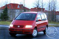 VW sharan 1,8 turbo