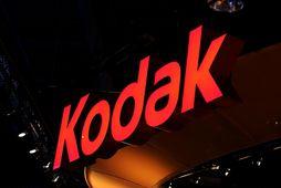 Eastman Kodak hækkar í verði.