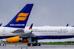Vélar Icelandair eru klárar
