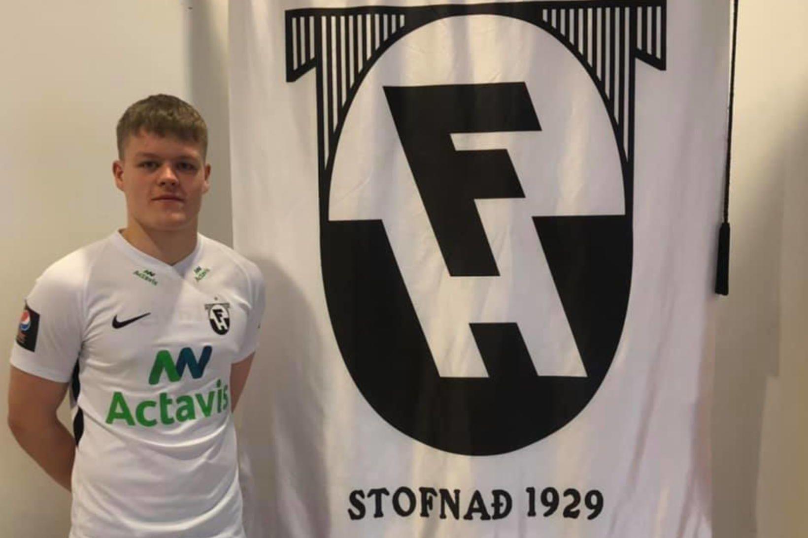 Oliver Heiðarsson er orðinn leikmaður FH.