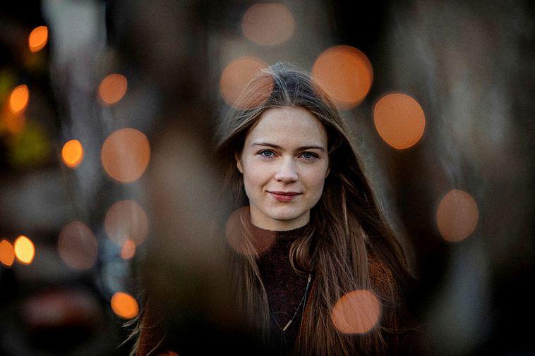 Icelander Hera Hilmarsdóttir is fast rising to international fame.