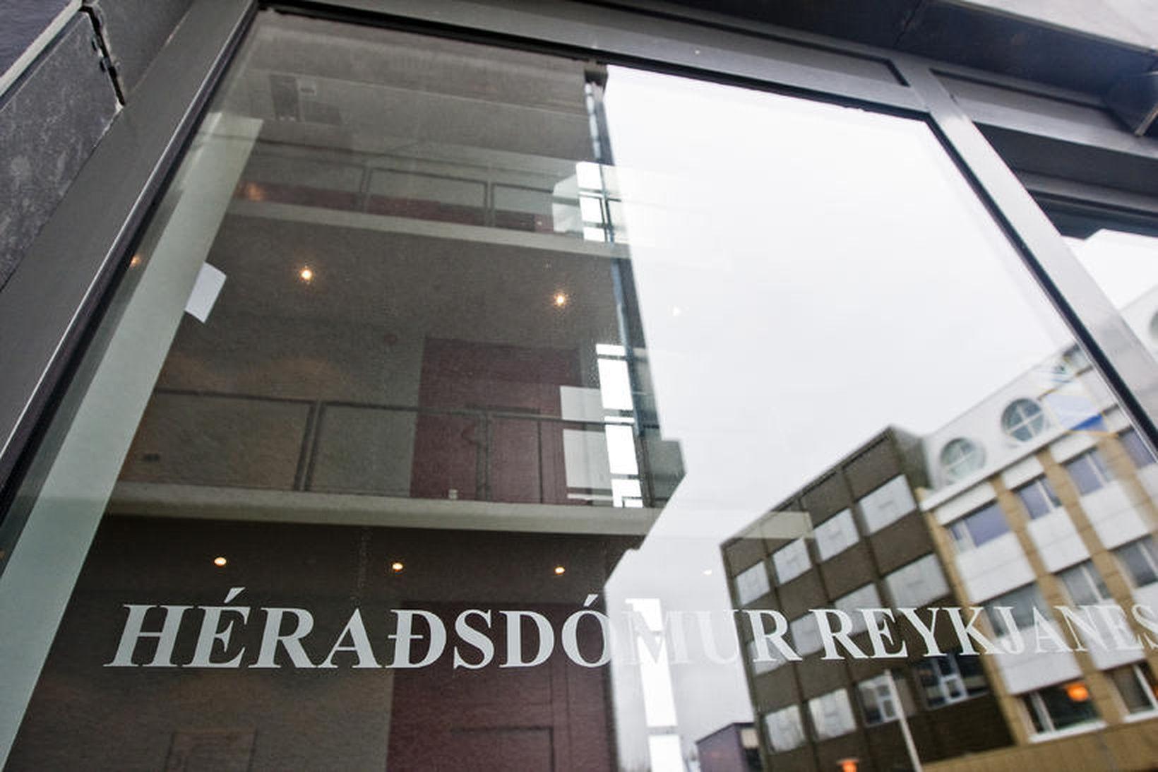 Fjórmenningarnir voru sýknaðir í Héraðsdómi Reykjaness í desember 2014.