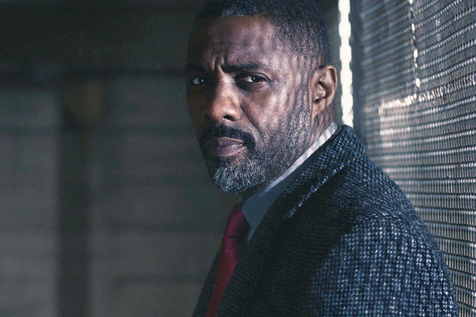 Idris Elba hefur leikið í fjölda kvikmynda og sjónvarpsþátta en …