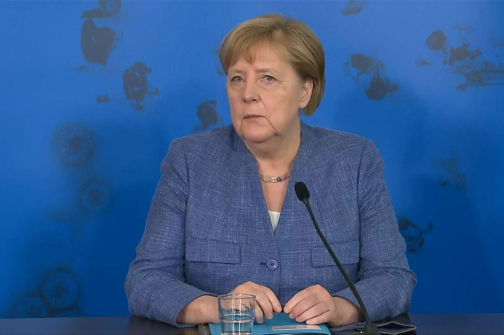 Merkel hyggst ekki skylda fólk í bólusetningu