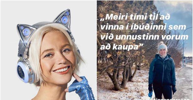 Baldur tekur myndir af gangandi vegfarendum úr fjarlægð og spyr þá hvort þeir geti nefnt …