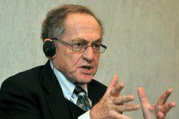 Alan Dershowitz.