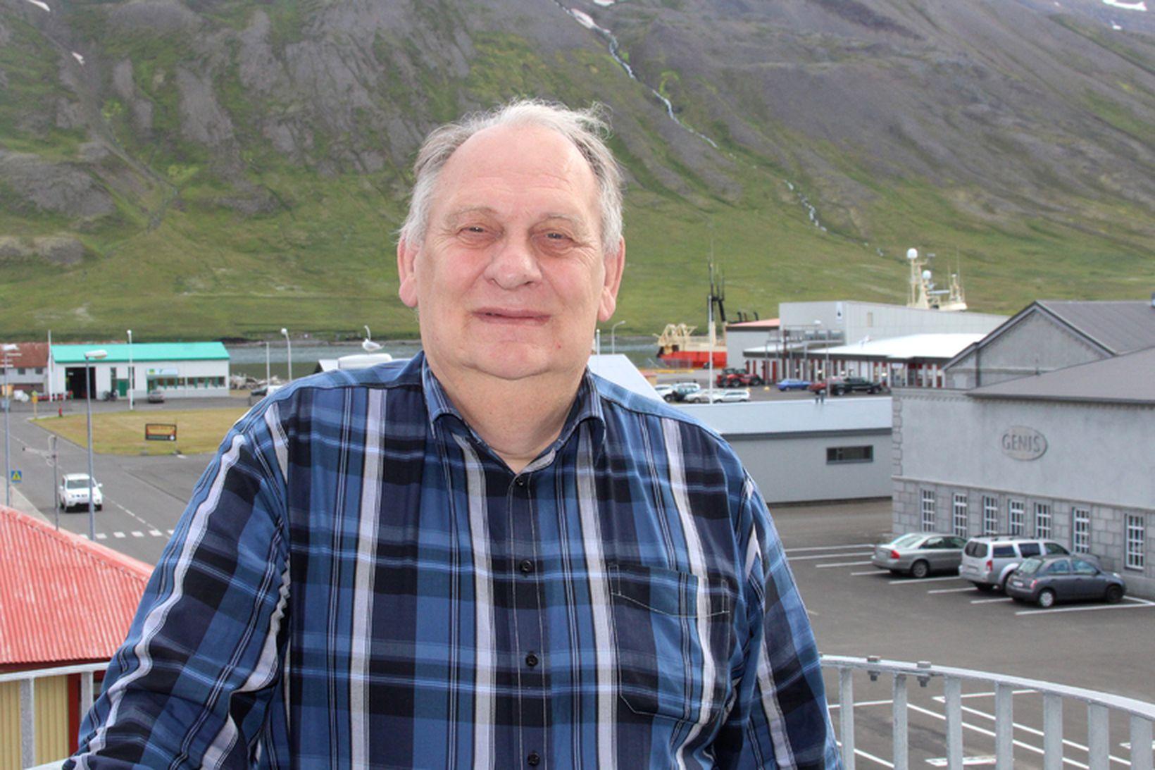 Gunnar Ingi Birgisson.