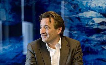 Theo Hoen forstjóri Marel.