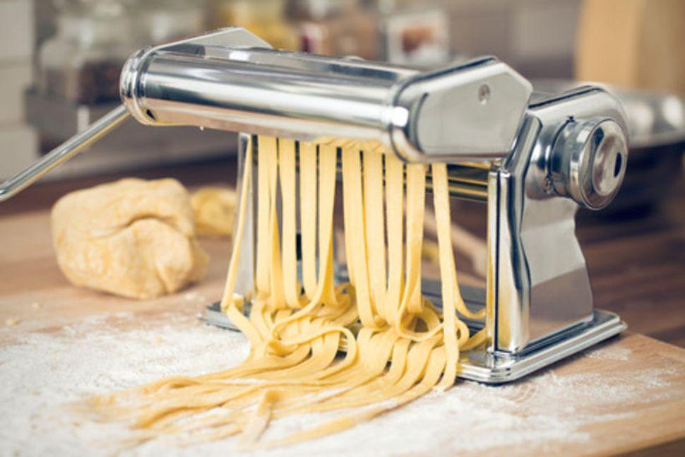 Heimagert pasta er auðveldara en þú heldur í framkvæmd.