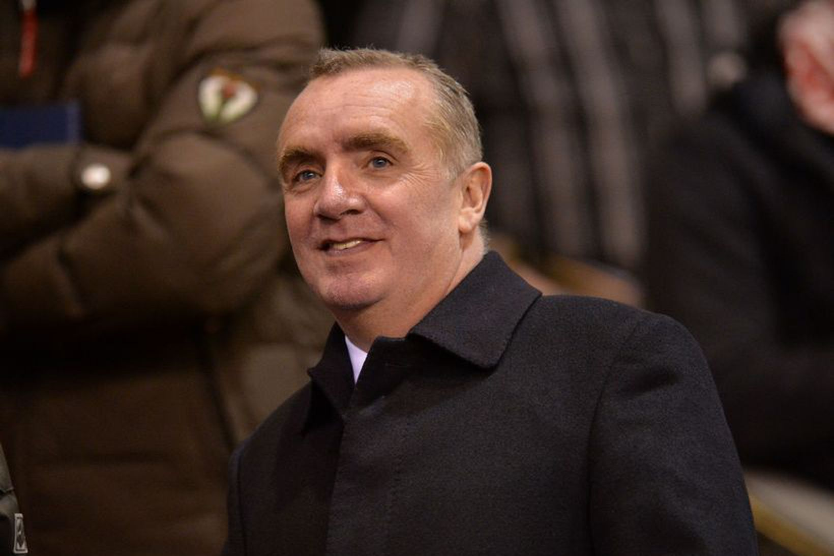 Ian Ayre, framkvæmdastjóri Liverpool.