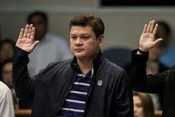 Paolo Duterte, sonur Rodrigo Duterte.