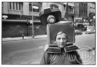 Á ferðalagi. 47. stræti í New York, 1989