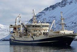 Beitir NK er á leið til Neskaupstaðar með 2.000 tonn af hrognaloðnu. Veiðum er stýrt …