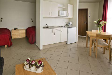 Fosstún Apartment Hotel