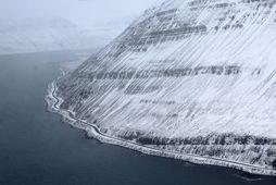 Vegurinn um Súðavíkurhlíð er á meðal þeirra sem lokaðir eru á Vestfjörðum vegna slæmrar færðar …