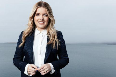 Áslaug Arna Sigurbjörnsdóttir hefur gefið formlega út að hún sækist eftir 1. sæti í prófkjöri …