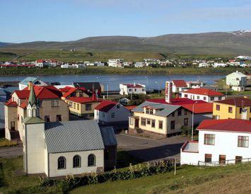 Blönduósbær hyggst taka við fjölskyldum á flótta frá Sýrlandi. Húsnæðisskortur er mesta áskorunin.