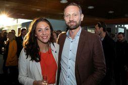 Milla Ósk Magnúsdóttir og Einar Þorsteinsson.