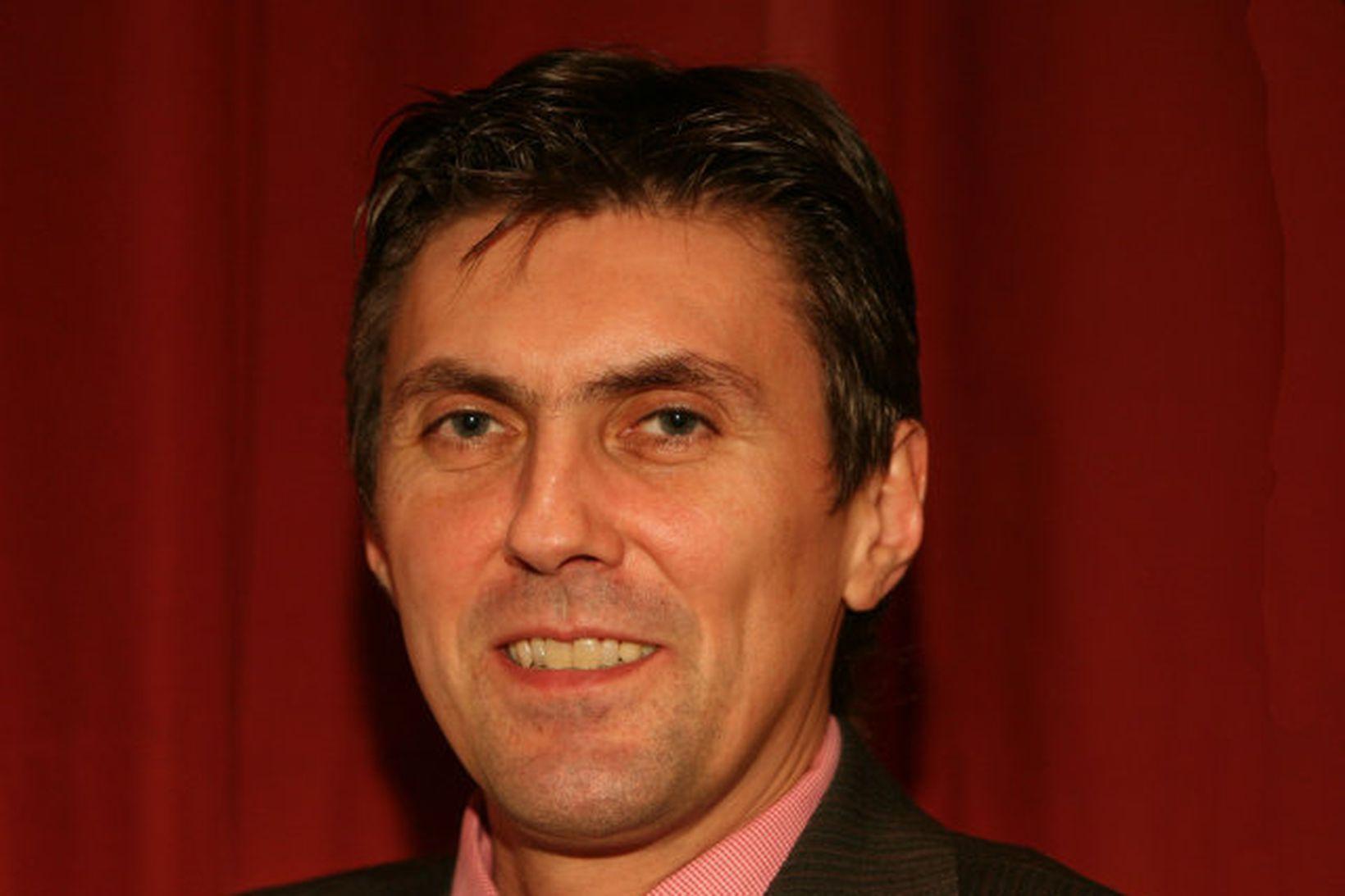Gunnar Ármannsson, framkvæmdastjóri PrimaCare.