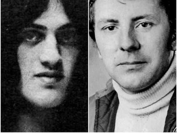 Guðmundur Einarsson, left, and Geirfinnur Einarsson. The both disappeared without a trace.