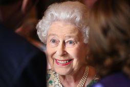 Drottningin er afar klók.