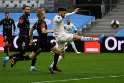 Franski miðjumaðurinn Morgan Sanson er kominn til Aston Villa frá Marseille. Hann er 26 ára …