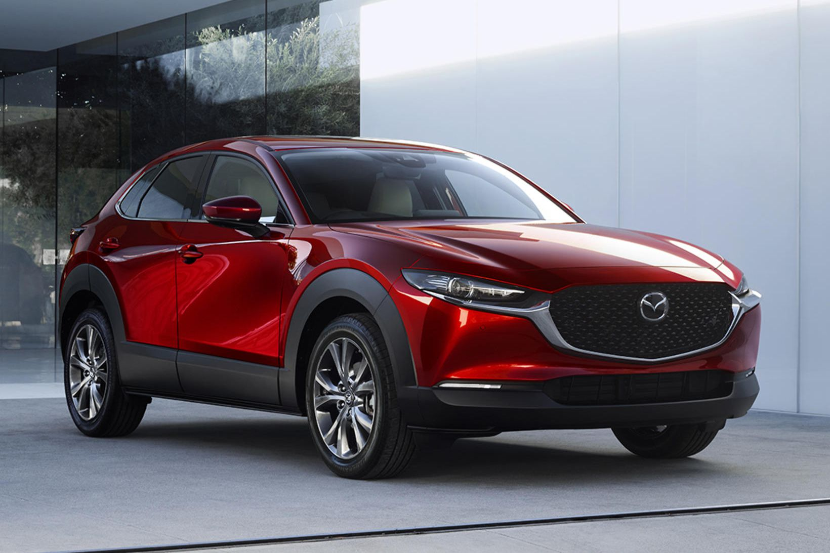 Mazda CX30.