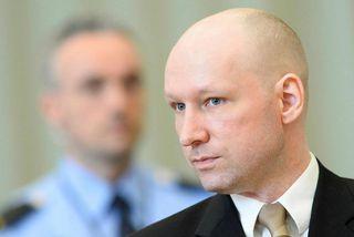 Fjöldamorðinginn Anders Behring Breivik.